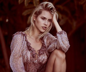 blonde, celebrity, and girl image