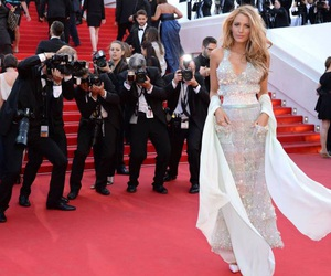 blake lively, blond, and cannes image