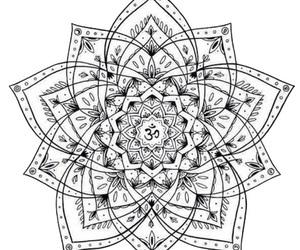overlay, edit, and mandala image