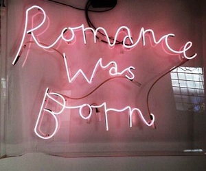 pink, romance, and light image