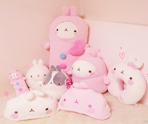 pink, kawaii, and cute image