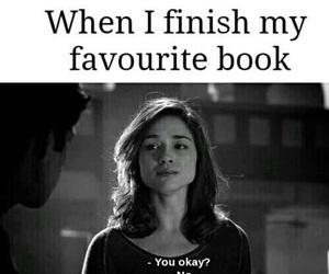 book, true, and sad image