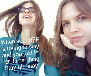about, girlfriends, and quotes image