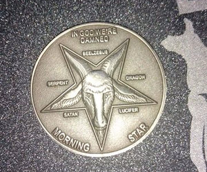 coin, lucifer, and morningstar image