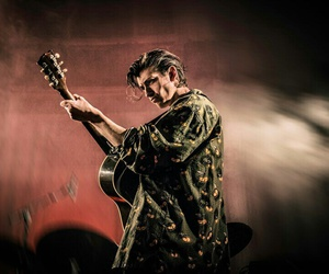 alex turner, concert, and the last shadow puppets image