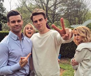 reunion, siblings, and tvd image
