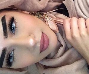 arabian, luxury, and makeup image