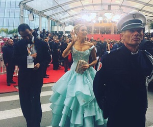 actress, blake lively, and blue image