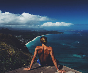 jay alvarrez, beach, and ocean image