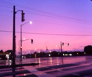 pink, purple, and sky image