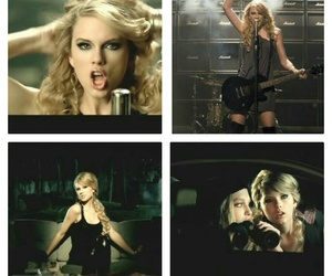 Taylor Swift and pictue the burn image