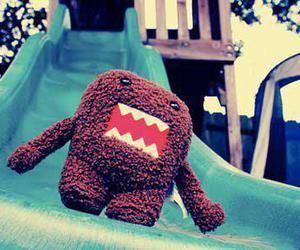 domo, cute, and love image