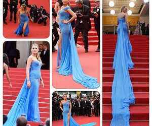 blake lively, cannes, and fashion image