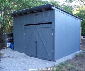 pallet barn, diy pallet barn, and pallet barn plans image