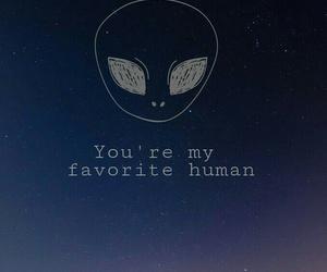 alien, lockscreen, and mine image