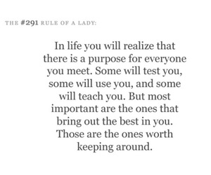 life, quote, and purpose image