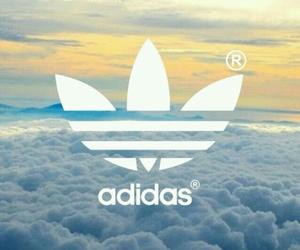 adidas, wallpaper, and sky image
