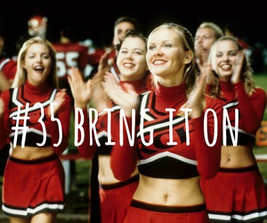 bring it on, Kirsten Dunst, and chearleader image