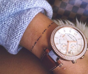 tattoo and watch image