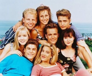 90210, Beverly Hills, and 90s image