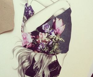 illustration and draw image