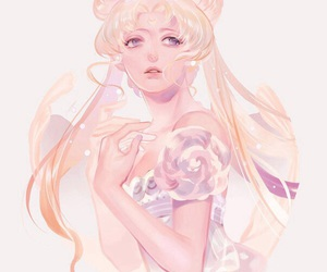 sailor moon, anime, and art image