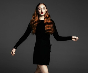 sophie turner, beautiful, and game of thrones image