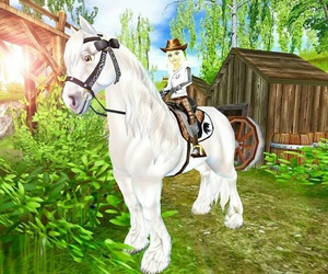 shire, sso, and star stable image