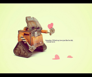 wall-e and love image