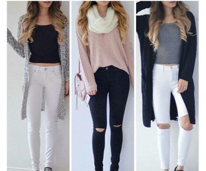 outfit, style, and girls image