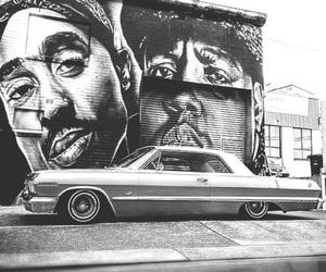 graffiti and tupac image