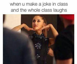 funny, ariana grande, and lol image