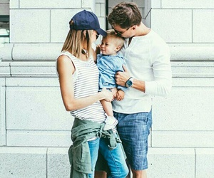 family, baby, and cute image