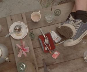 candy, converse, and grunge image