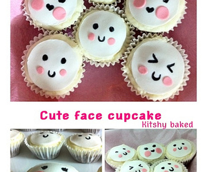 cake, face, and I Love You image