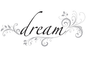 Dream, illustration, and quotes image