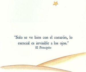 el principito, quotes, and corazon image