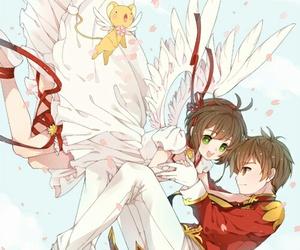 sakura, anime, and kawaii image