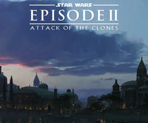 star wars and attack of the clones image