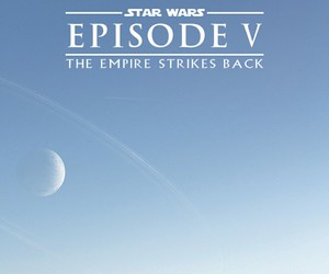 star wars and the empire strikes back image