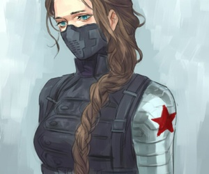 Marvel, winter soldier, and the winter soldier image