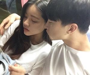 asian, girlfriend, and korean image