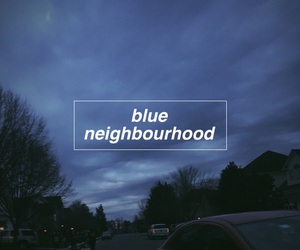 blue, troye sivan, and tumblr image