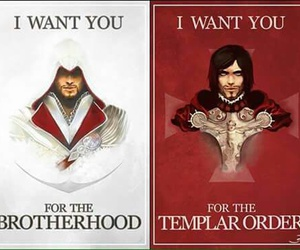 assassin, Assassins Creed, and Brotherhood image
