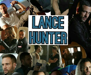 hunter, s.h.i.e.l.d, and agent lance hunter image