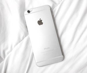 iphone, white, and tumblr image