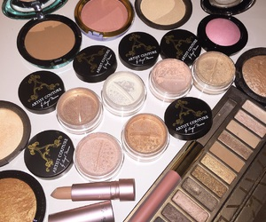 makeup, beauty, and fashion image