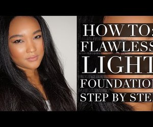 Foundation, how to, and makeup image