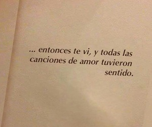 love, frases, and songs image