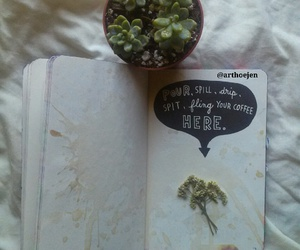 indie, bambigreen, and wreckthisjournal image